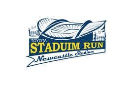 Nro 53 kilpailuun Design a Logo - Stadium Run käyttäjältä mrjulius111
