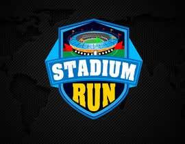 Nro 71 kilpailuun Design a Logo - Stadium Run käyttäjältä sajjad1979