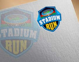 #72 for Design a Logo - Stadium Run by sajjad1979