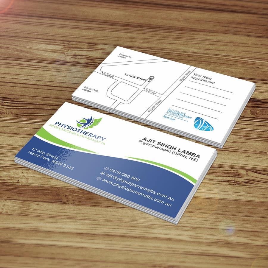 Entry #1 by sandeepstudio for Business card - REDESIGN | Freelancer
