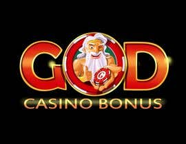#130 cho Logo Design for God Casino Bonus bởi artinearth