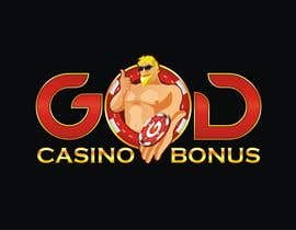 nº 156 pour Logo Design for God Casino Bonus par vidyag1985