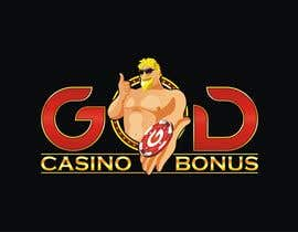 nº 155 pour Logo Design for God Casino Bonus par vidyag1985