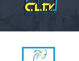#75 for Design a Cycling Lifestyle TV logo by happychild