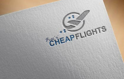 #29 for Design a Logo for Free n Cheap Flights by Bigboss29