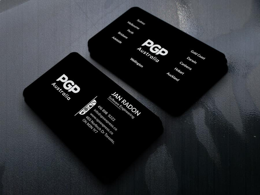 Proposition n°270 du concours Design some Business Cards for Recruitment Company