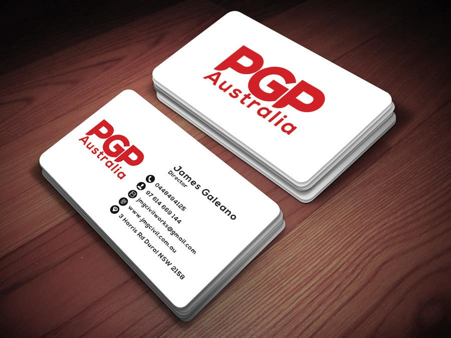 Proposition n°191 du concours Design some Business Cards for Recruitment Company