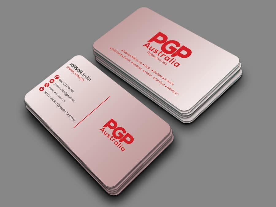 Proposition n°182 du concours Design some Business Cards for Recruitment Company