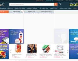 nº 11 pour Create mokup web page for Akena par felixdidiw