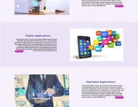 nº 8 pour Create mokup web page for Akena par Tajulislambd