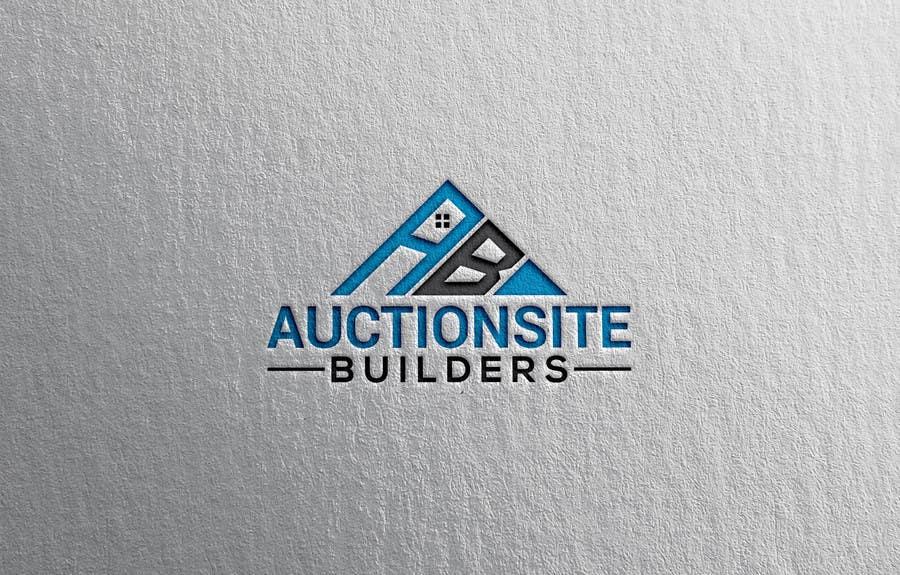 Proposition n°45 du concours Create logo for Auctionsite.builders