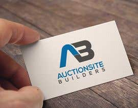 #122 for Create logo for Auctionsite.builders by sumandebnath0162