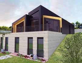 nº 27 pour Realistic renderings...two images for exterior building par LanreOyewo