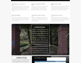 #1 for Design a Website Mockup by alpha2alpha
