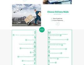#3 for Design a Website Mockup by alpha2alpha