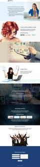 Ảnh thumbnail bài tham dự cuộc thi #                                                9                                              cho                                                 Landing Page Design Contest