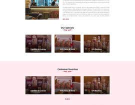 nº 34 pour Design a Website Mockup for E-commerce Site par hejven