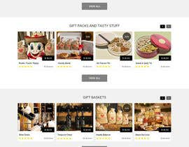#4 for Design a Website Mockup for E-commerce Site by adixsoft