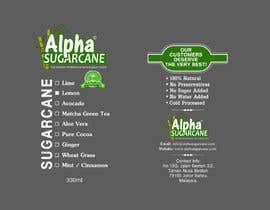 nº 35 pour Bottle Label Design par aaditya20078
