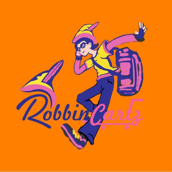 """Proposition n°28 du concours Create fictional character """"RobbinCartz"""""""