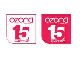 nº 26 pour Logo variation to celebrate 15th Anniversary par samazran