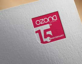 #22 for Logo variation to celebrate 15th Anniversary by sibabu247