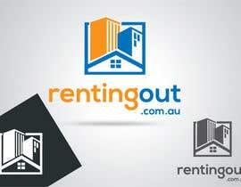 Nro 334 kilpailuun rentingout.com.au logo käyttäjältä DESKTOP76