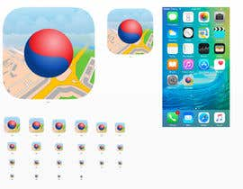 nº 14 pour Design two app icons par amitjangid0808