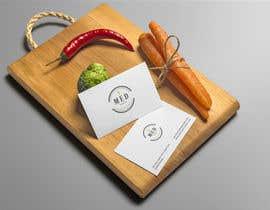 nº 198 pour Logo for Med Cafe par imtishaalz