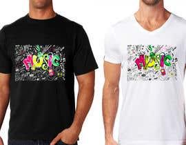 nº 65 pour Design a T-Shirt par marijakalina