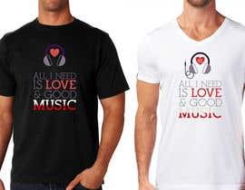 nº 75 pour Design a T-Shirt par marijakalina