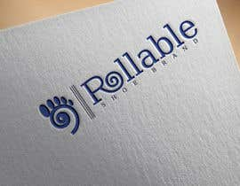 #106 for Design a Logo for a rollable shoe brand by Max003ledp
