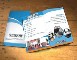 nº 19 pour Tilling company graphic designed information flyer par Mukul703