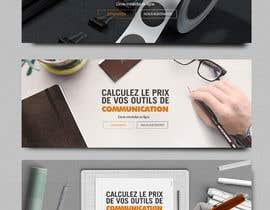 nº 35 pour Design a banner par leandeganos