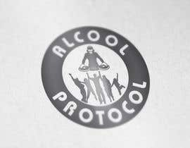 #32 for Logo Design - Alcool Protocol by everythingerror
