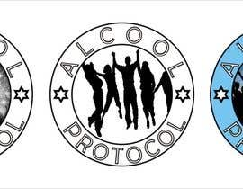 #30 for Logo Design - Alcool Protocol by hsuadi