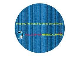 nº 6 pour Design a sign for security surveillance par danielminovski1