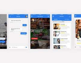 Nro 8 kilpailuun Design an App Mockup to replace an existing design käyttäjältä MRizkyEdriansyah