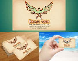 #25 untuk Business Card Design for Ryan Ash oleh junioreed25