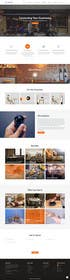 #32 for Design a Website Mockup for a new product by zaxsol