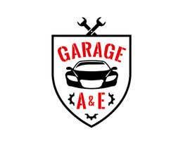 nº 17 pour Logo for Garage A&E par andriyivanochko