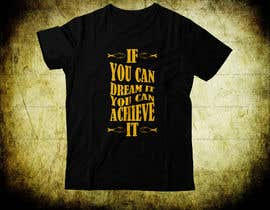 #77 for Design a T-Shirt by Abidhasan4