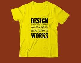 #81 for Design a T-Shirt by Abidhasan4
