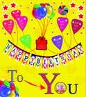 Proposition n° 83 du concours Graphic Design pour Design a Happy Birthday Banner