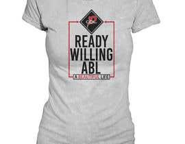 Nro 111 kilpailuun T-shirt design käyttäjältä bdquality2017