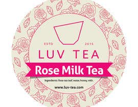 #18 for Tea Drink Label by samazran