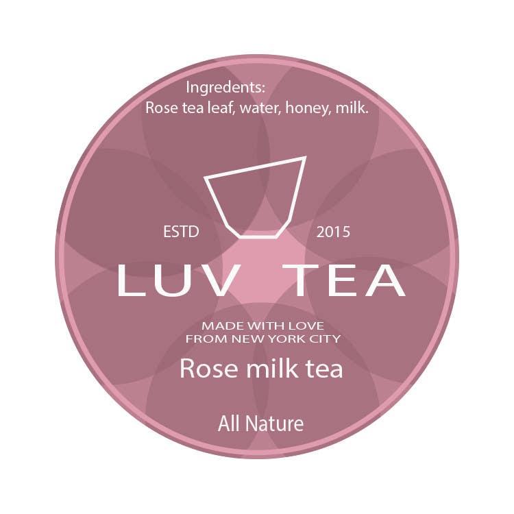 Proposition n°63 du concours Tea Drink Label