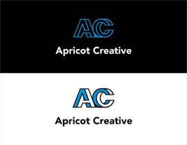 nº 262 pour Design a Logo for 'Apricot Creative' par artlovers251