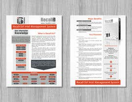 nº 5 pour Software Information Sheet par fler