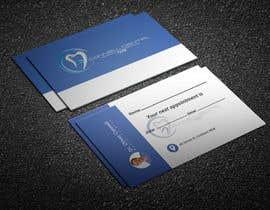 nº 305 pour Design Dental Business Cards par royhance